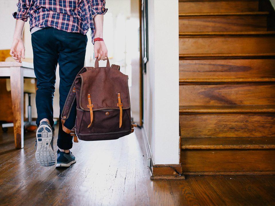 home university blog